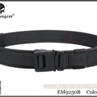 TACTICAL BELT EMERSON ORIGINAL 1000D MILITARY AIRSOFT OUTDOOR EM9250 B
