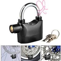 Gembok Alarm Motor Kinbar | Gembok Alarm Anti Maling | Gembok Aman