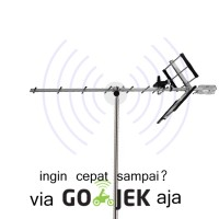 harga Antena Untuk Led Tv Outdoor Tv Digital & Analog Sanex Sn 899 Tokopedia.com
