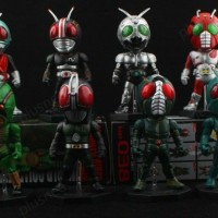 KAMEN RIDER WCF BOX SET 8 BLACK RX [B108] FIGURE