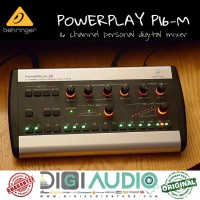 harga Behringer Powerplay P16-M ( P 16 M ) Digital Personal Mixer Tokopedia.com
