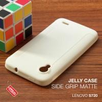 Softcase Slim Kuat Jelly Silikon TPU Soft Case Cover Casing Lenovo S72