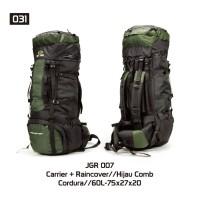 Tas Gunung carrier hiking Outdoor model eiger deuter rei consina  60L