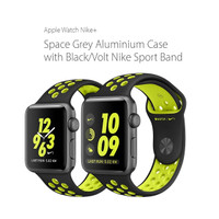 Apple Watch Nike 38mm Nike Series 2 GOJEK / COD / Jakarta SEGEL BNIB