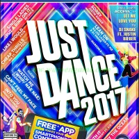 PS4 Just Dance 2017 / JD 17 (R3 / Region 3 /English Playstation4 Game)