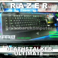 Razer DeathStalker Ultimate - Elite Mechanical Gaming Keyboard