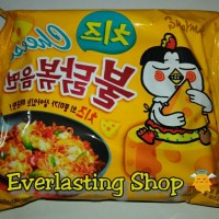 Jual Samyang Cheese Ramen Hot Spicy Chicken Buldakbokemyun ( Korean Ramyun) Murah