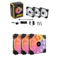 Fan Casing CORSAIR HD120 RGB 3 Pack With Fan Controller CO-9050067-WW
