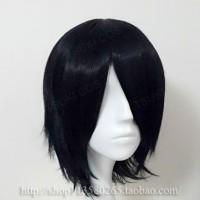 Wig Sasuke Uchiha Naruto The last TSUKI COS cosplay import wig cowok