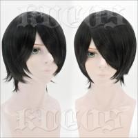 Wig Sasuke Uchiha Naruto The last KUCOS cosplay import wig cowok