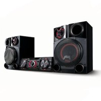 LG Dm8360 Xboom Dvd Karaoke Home Theater [1100 W]