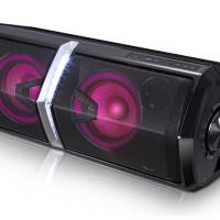 LG FH6 LOUDR Boombox Speaker - Black