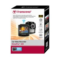 harga Transcend Drive Pro 220 / DrivePro 220 - Car Video Recorders Tokopedia.com