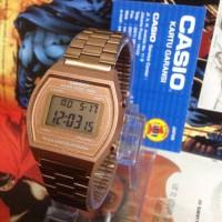 JAM TANGAN WANITA CASIO B-640WC-5A ORIGINAL GARANSI RESMI