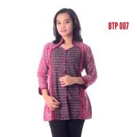 Kemeja Batik BTP 007 | Batik Couple | Baju Pesta | Kemeja Pasangan