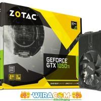 Zotac GeForce GTX 1050 Ti 4GB DDR5 / Zotac 1050Ti 4GB DDR5 VGA NVIDIA
