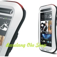 HTC One M7 Original LOVE MEI Extreme Protection Waterproof Dropproof