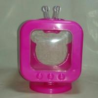 Toilet-Bak Mandi Hamster Type TV