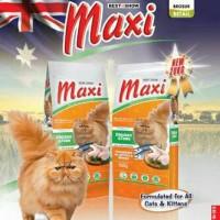 Makanan Kucing Maxi 20kg Khusus Oder Dengan Gokilat
