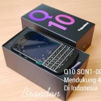 Blackberry Q10 Sqn 003 Original Garansi The One 2 Tahun