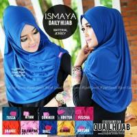 Jilbab syiria Ismaya ori Quail Hijab