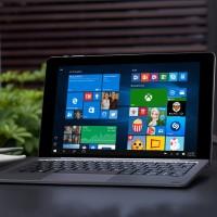 Chuwi HiBook Pro 2in1 Ultrabook Tablet PC 2K Display - Gray