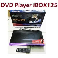 Digital DVD Player IBOX MPEG 8 DVD-125 Bisa Karaoke