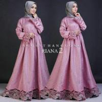 Sewa Dress muslim/pengantin elegant ORI