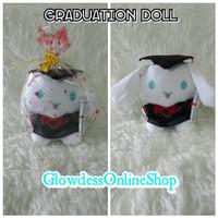 CINNAMOROLL Graduation Doll