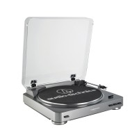Audio Technica AT-LP60 Fully Automatic Belt-Drive Stereo Turntable