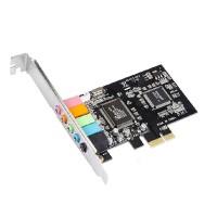 SOUND CARD 5.1 PCI EXPRESS