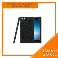 Cocose Case Dragon Xiaomi MI 4i / MI 4c Original TPU Soft Backcase
