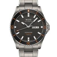 Mido Ocean Star Captain M026.430.44.061.00 TITANIUM