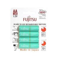 Fujitsu Baterai Battery Batre Rechargeable AA 1900mAh (HR-3UTK-4B)