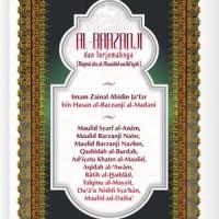 Maulid al-Barzanji dan Terjemahnya