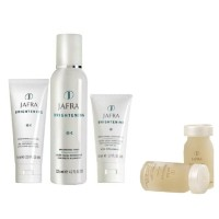 Jafra Set Brightening & 2 Vials Royal Jelly Lift Concentrate