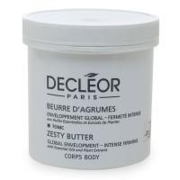 Decleor Zesty Butter Global Envelopment Intense Firming Tonic - 500 ml