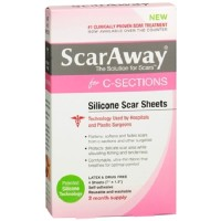 ScarAway C-Section Scar Sheets