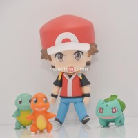 Action Figure - Nendoroid - Red Pokemon - AFNRP001
