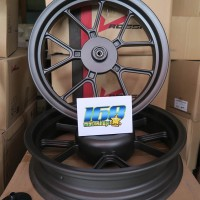 harga Velg Matic Venom Mars for Matic by V.Rossi R14 250/300 Tokopedia.com