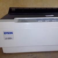 Printer Epson lx300+ lx 300 plus , lx 300 +  lx300 ples garansi 1 bln