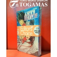 PAKET KOMIK EDITORS CHOICE 01 (ANTI BOYS,LOVER'S GAME,GOODBYE SENSEI)