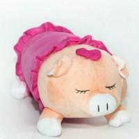 Boneka Guling Pig Babi