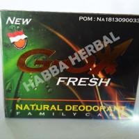 G-ox Fresh (Deodorant)