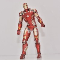 Action Figure - SHF - Iron Man - AFSHFIM001