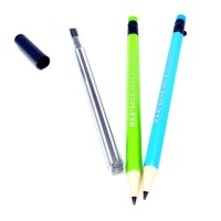Smart Pencil Wrote Continuously Without Cutting And Pressing / Pensil