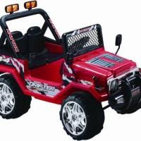 harga Mainan Anak Mobil Aki Pliko Jeep Adventure Tokopedia.com