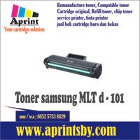 toner Samsung Mlt 101 D 101 scx 3405, 3406 printer laserjet siap pakai