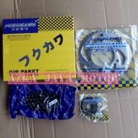 Gear/gir Set Komplit Yamaha Vixion Lama(gir Depan,gir Belakang&rantai)