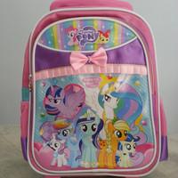 Tas Troli / Trolley My Little Pony Pelangi